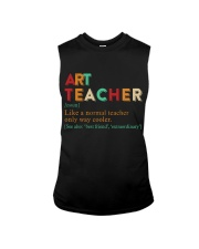 ART TEACHER Sleeveless Tee thumbnail