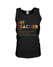 ART TEACHER Unisex Tank thumbnail