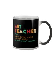 ART TEACHER Color Changing Mug thumbnail