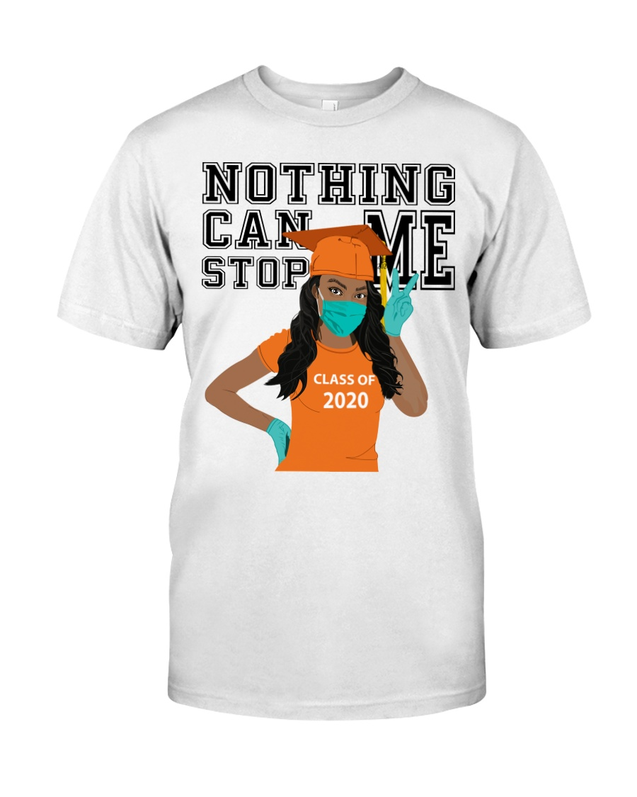 ORANGE - NOTHING CAN STOP ME Classic T-Shirt