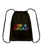 PRE-K TEACHER DESIGN Drawstring Bag thumbnail