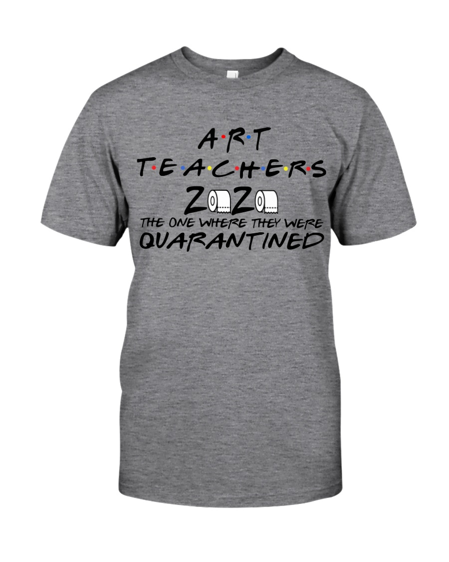 ART TEACHERS Classic T-Shirt