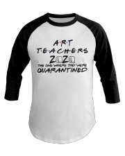 ART TEACHERS Baseball Tee thumbnail