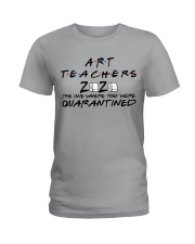 ART TEACHERS Ladies T-Shirt thumbnail