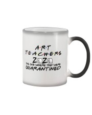 ART TEACHERS Color Changing Mug thumbnail