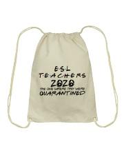 ESL  Drawstring Bag thumbnail