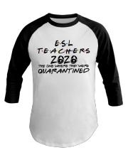 ESL  Baseball Tee thumbnail