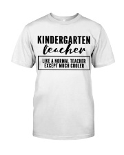 KINDER COOLER Classic T-Shirt front