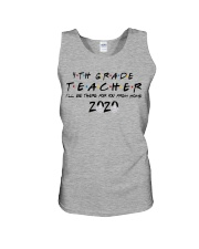 4TH GRADE BE THERE Unisex Tank thumbnail