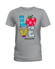 LOVE TEACHER Ladies T-Shirt thumbnail