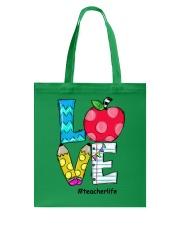 LOVE TEACHER Tote Bag thumbnail