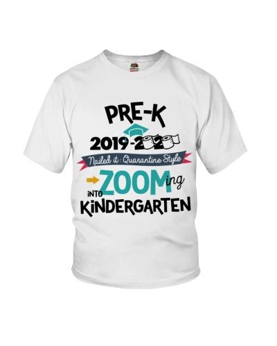 PRE-K ZOOMING INTO KINDERGARTEN