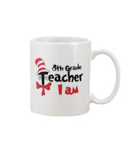 8TH GRADE TEACHER I AM Mug thumbnail