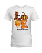 LOVE PARAPROFESSIONAL Ladies T-Shirt thumbnail