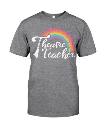 THEATRE TEACHER RAINBOW