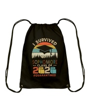 SOPHOMORE  Drawstring Bag thumbnail