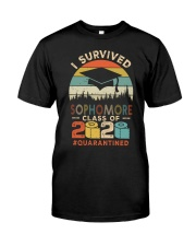 SOPHOMORE  Classic T-Shirt front