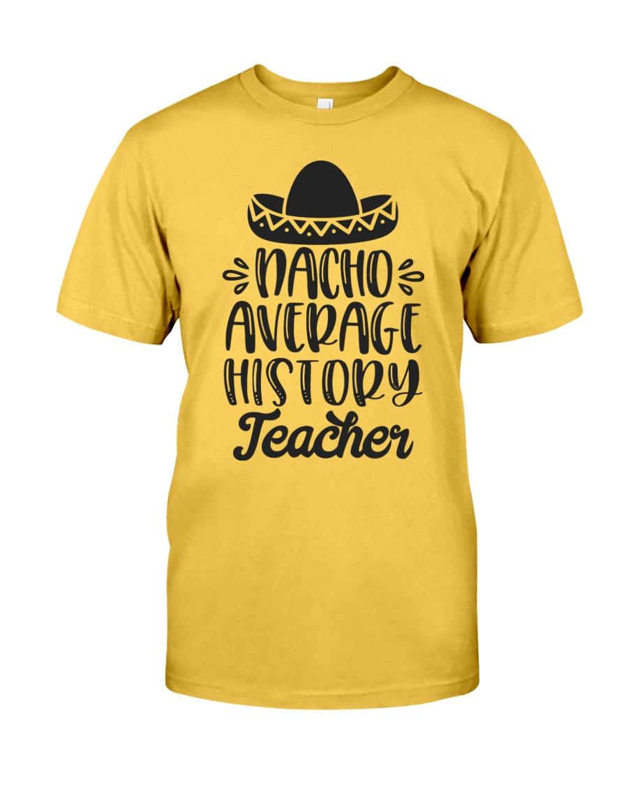 HISTORY TEACHER Classic T-Shirt