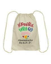PRE-K QUARANTEACHER  Drawstring Bag thumbnail