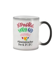 PRE-K QUARANTEACHER  Color Changing Mug thumbnail