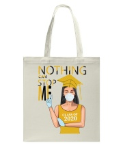 YELLOW - NOTHING CAN STOP ME Tote Bag thumbnail