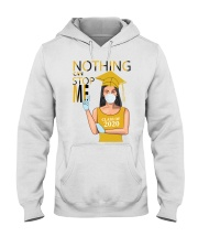 YELLOW - NOTHING CAN STOP ME Hooded Sweatshirt thumbnail