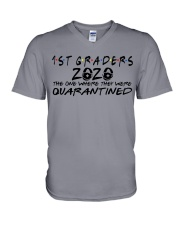 1ST GRADERS V-Neck T-Shirt thumbnail