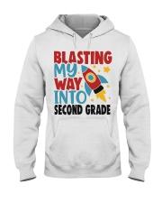 2ND GRADE Hooded Sweatshirt thumbnail