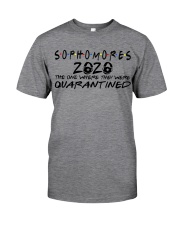 SOPHOMORES Classic T-Shirt front