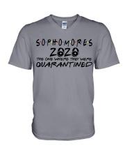 SOPHOMORES V-Neck T-Shirt thumbnail