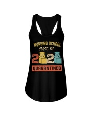 NURSING SCHOOL Ladies Flowy Tank thumbnail