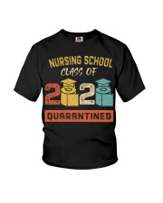 NURSING SCHOOL Youth T-Shirt front
