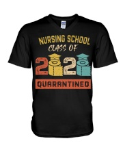 NURSING SCHOOL V-Neck T-Shirt thumbnail