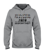 SOCIAL STUDIES 2020 Hooded Sweatshirt thumbnail