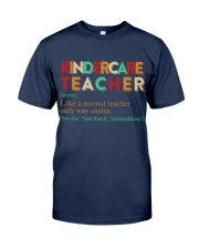 KINDERCARE DEFINITION Classic T-Shirt front