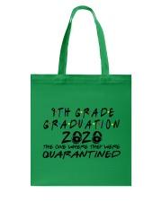 9TH GRADE Tote Bag thumbnail