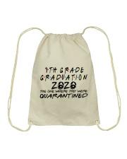 9TH GRADE Drawstring Bag thumbnail