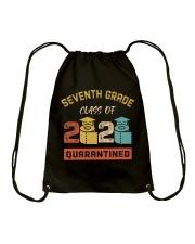 7TH GRADE CLASS OF 2020 Drawstring Bag thumbnail