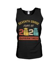 7TH GRADE CLASS OF 2020 Unisex Tank thumbnail
