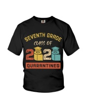 7TH GRADE CLASS OF 2020 Youth T-Shirt front