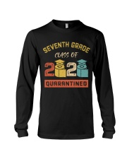 7TH GRADE CLASS OF 2020 Long Sleeve Tee thumbnail