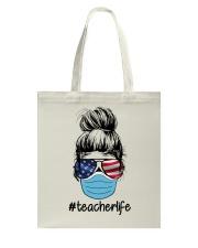 TEACHER 2020 LIFE Tote Bag thumbnail