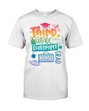 3RD GRADE GRAD 2020 Classic T-Shirt thumbnail