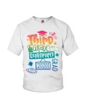 3RD GRADE GRAD 2020 Youth T-Shirt front
