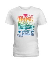 3RD GRADE GRAD 2020 Ladies T-Shirt thumbnail