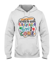 KINDERGARTEN Hooded Sweatshirt thumbnail