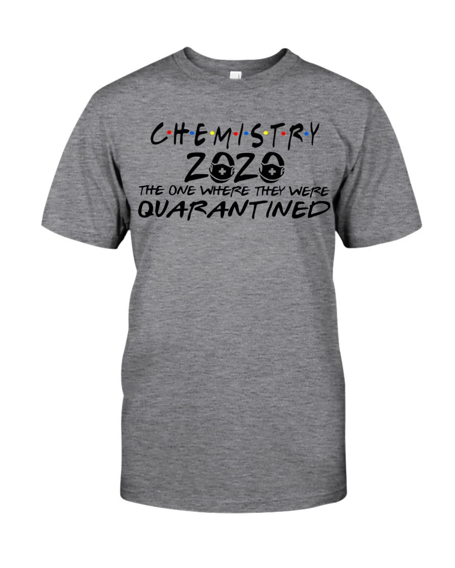 CHEMISTRY 2020 Classic T-Shirt