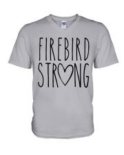FIREBIRD STRONG V-Neck T-Shirt thumbnail