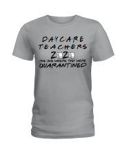DAYCARE  Ladies T-Shirt thumbnail