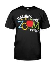ONLINE TEACHER Classic T-Shirt front